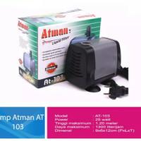 Mesin Pompa Water Pump Power Head Filter Aquarium Kolam Merk Atman 103