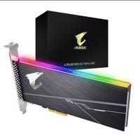 SSD GIGABYTE AORUS NVME PCIE AIC 512G add in card PCIE 3.0 x4
