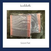 Suture pad pad jahit / tempat hecting / hecting pad belajar jahit luka