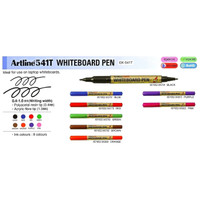 Artline whiteboard pen EK 541T 0.4-1.0mm