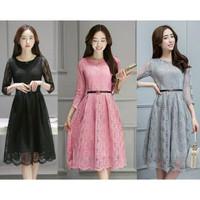 dress remaja/dress wanita/baju pesta/mini dress/bridesmaid/baju kerja