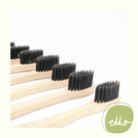 Bamboo Tooth Brush / Sikat Gigi Bambu