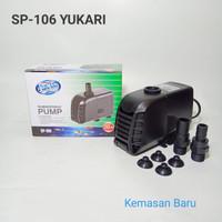 Submersible Pump SP-106 Yukari Pompa Celup Akuarium Pompa Aquarium