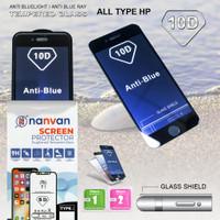 ANTI BLUELIGHT TEMPERED GLASS 10D FULL COVER FOR OPPO F5