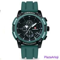 Jam Tangan Rubber Pria - Jam Tangan Commando - CM 7004 MCHRBHJH
