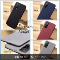 softcase mi 10T mi 10T pro case anti slip superthin silicon sandstone