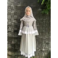 Princess Dress / Gaun Ulang Tahun / Baju Pesta Anak Perempuan LM09