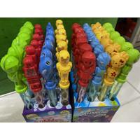 Gelembung Stick Mainan Bubble Balon Stik Sabun Aman Mainan Anak