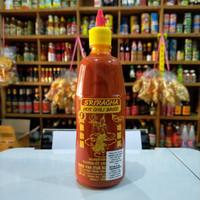 Nang Fah Sriracha Sambal Cabe Merah (Hot Chili Sauce) 740ml BESAR