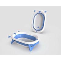 Crown Snuggle 3 In 1 Baby Tub With Heat Sensor Bak Mandi Lipat