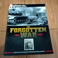 majalah edisi koleksi angkasa the forgotten war