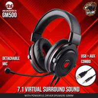 dbE GM500 7.1 Virtual Surround Sound Gaming Headset