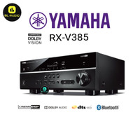 Yamaha RXV385 RX-V385 RXV 385 AV Receiver 5.1 Home Theatre
