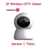 YI IP Camera Auto Tracking Human Detection CCTV WIFI HiPlay D207