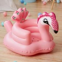 Sofa Tiup Kursi Pompa Merak Tempat Duduk Bayi Balon Infant Seat