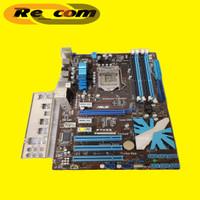 Mainboard motherboard h55 Asus LGA1156 + i3 550