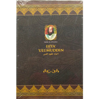 Buku Terjemah Kitab Ihya Ulumuddin Al Ghazali - lengkap 4 Jilid