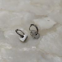 Heart ring earring code 2.38 silver