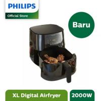 PHILIPS Essential Air Fryer XL HD9270 Hitam HD 9270 Spectre