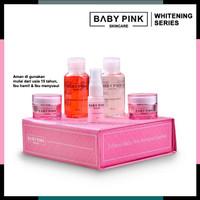Babypink Paket Whitening Baby Pink Skincare Original Aman Resmi BPOM