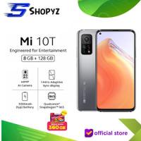 Xiaomi Mi 10T 8/128GB Snapdragon 865 - 5G - 64MP AI Triple Camera