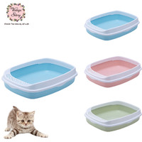 VS - Bak Pasir Kucing Tempat Toilet Kucing 46x34x11cm