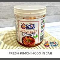 400g Fresh Kimchi Korea Jar (bs pilih varian) Halal