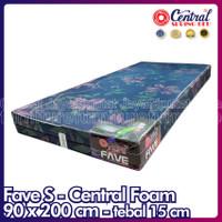 Kasur Busa Central Foam Fave - Central Fave S - 90 x 200 cm