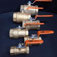 Ball valve / stop kran kitz 1/2inch 100% ORIGINAL