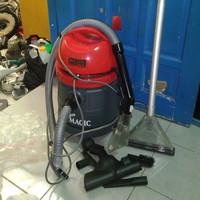 Vakum Vacum Vacuum Extractor Hydro Magic Cuci Sofa Springbed Jok Mobil