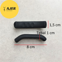 Sarung cover silikon silicone Handle REM Sepeda brake lever pelindung