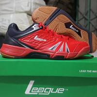 Sepatu Badminton League Original Raid Sepatu Bulutangkis