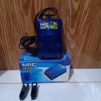 mic air pump AQ-410/gelembungan(oksigen ikan)