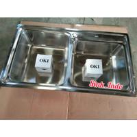 Bak Cuci Piring atau Kitcen sink Murah dan minimalis Westafel