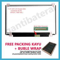 LCD LED 11.6 inch Acer Aspire One 722 AOD 725 AOD 756 New