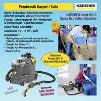 Carpet Cleaner Karcher Puzzi 8/1 (Vacuum Extractor)