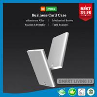 Xiaomi MIIIW Dompet Kartu ATM Premium Card Case Automatic Aluminium