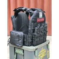 DURHAIM Body vest anti peluru original