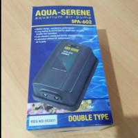Aerator Aqua Serene SPA-602 ATMAN 2 Output Double Type Low - High