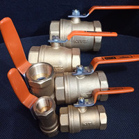 Ball valve / stop kran kitz 2inch 100% ORIGINAL