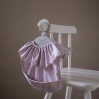 Mellow Waterproof Baby Bib - Ballerina Bib