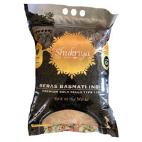 Beras Basmati India Shukriya 5kg