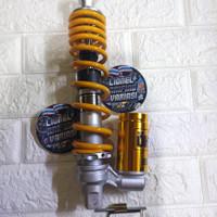 Shockbreaker motor ohlins tabung bawah 330mm vario beat scoopy mio dll