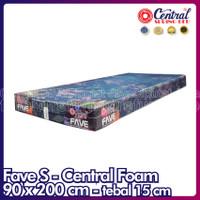 Kasur Busa Central Foam Fave - Central Fave S