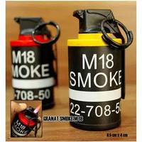 Korek Api Elektrik Smoke M18 Korek Gas Granat Asap Korek Api