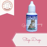 Stop Drop Cat Antibiotik Obat Kucing Demam 30ml