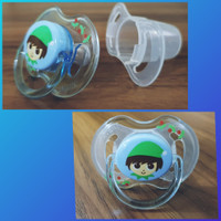 Empeng Bayi Philips Avent / Avent Soother Orthodontic