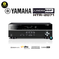 Yamaha HTR 2071 HTR2071 AV Receiver home theatre 5.1