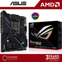 ASUS ROG CROSSHAIR VIII DARK HERO (AMD X570, AM4, DDR4) RYZEN