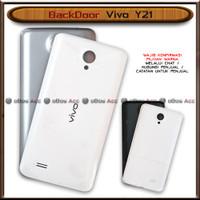 BackDoor Tutup Casing Belakang HP Vivo Y21 Cover